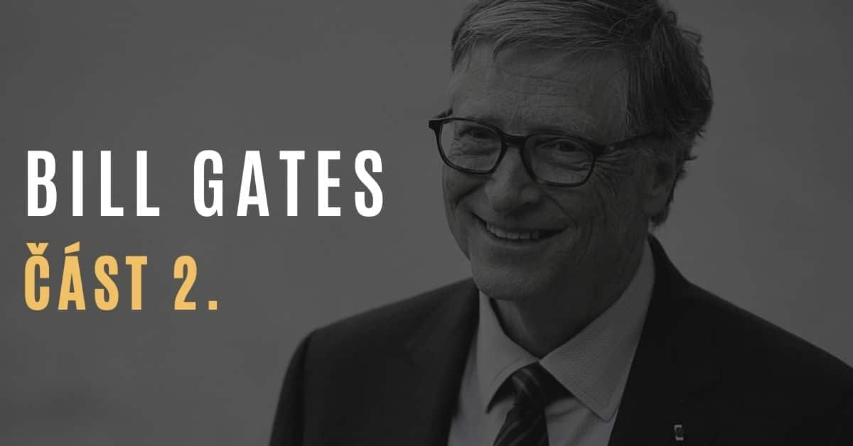 Plán Billa Gatese, jak proočkovat svět (část 2/4)