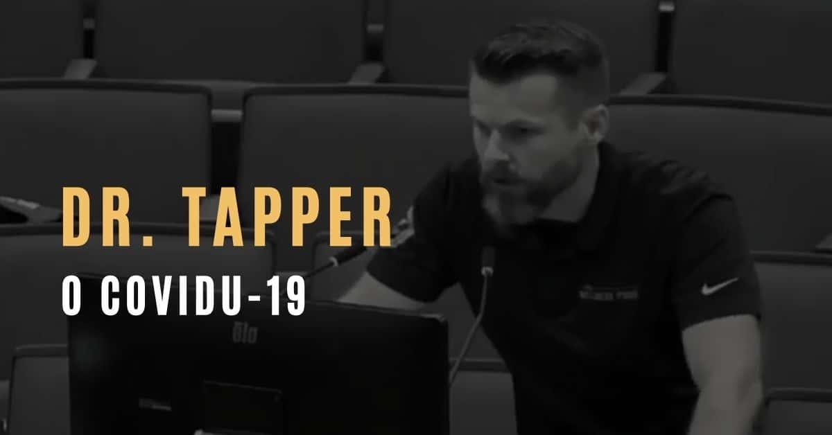 Dr. Tapper – Tato pandemie je duchovní a psychologickou válkou proti lidem
